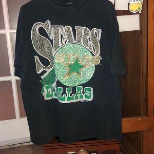 Vintage Dallas starrs shirt